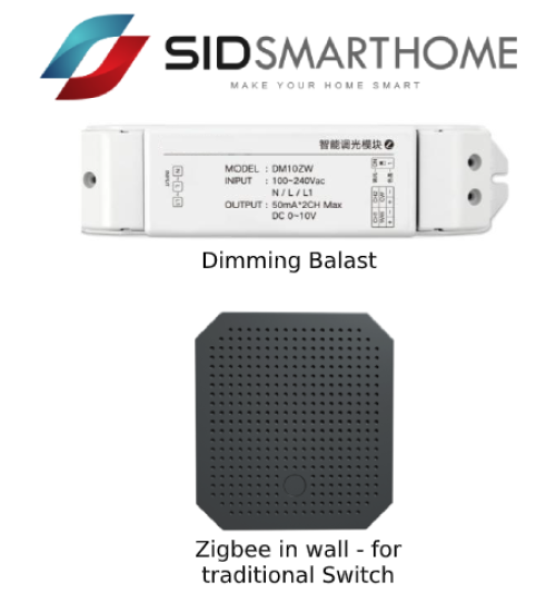 Harga Paket Smart Home MIXPAD SPECIAL PACKAGE 5 balast_n_in_wall