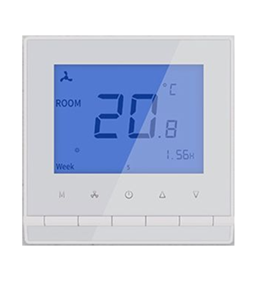 Smart Central AC Central AC Control Panel 1 central_ac_control_panel